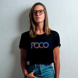 Camiseta-Foco--multcolor--Preta-Feminina