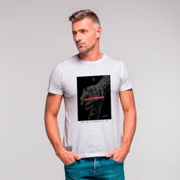 Camiseta-Quero-contribuir-Foto-Branca-Masculina