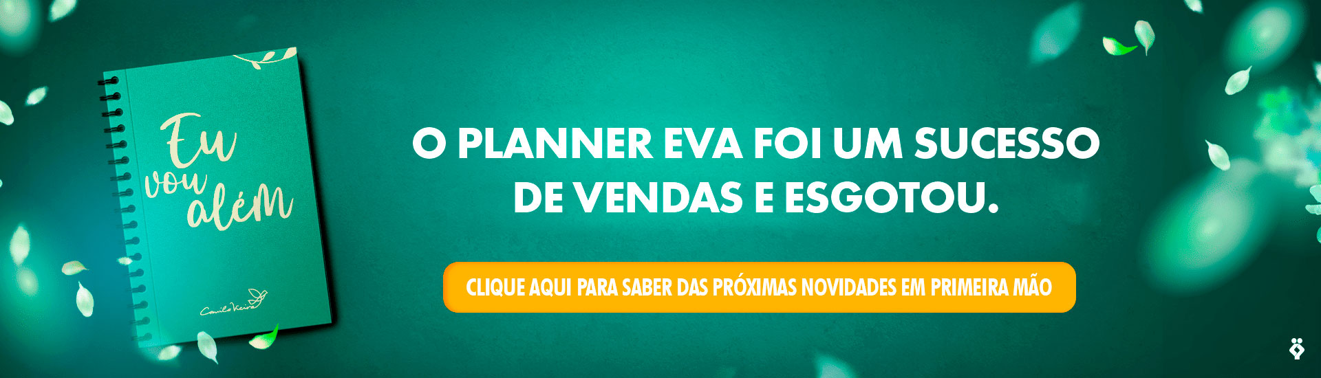 PLANNER EVA SERÁ ATUALIZADO